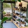 Front verandah display/shop area